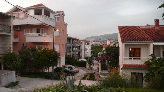 Villa Stobrec : Домики все красивые и очень большие