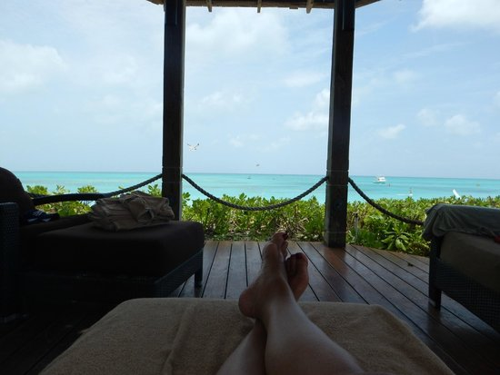 Beaches Turks & Caicos Resort Villages & Spa: Imagine waking up from a nap to this view!