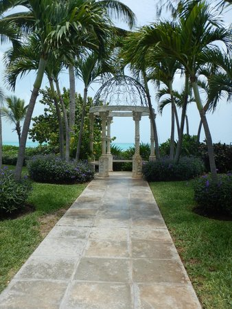 Beaches Turks & Caicos Resort Villages & Spa: How about an outdoor wedding here!