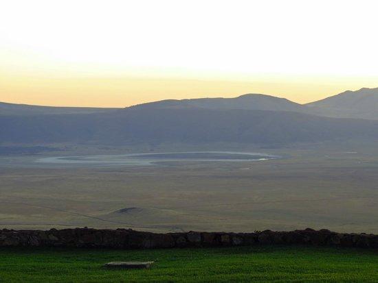 Ngorongoro Sopa Lodge: Crater Sunset