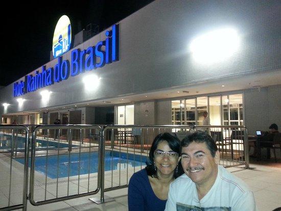 Hotel Rainha do Brasil: Piscina