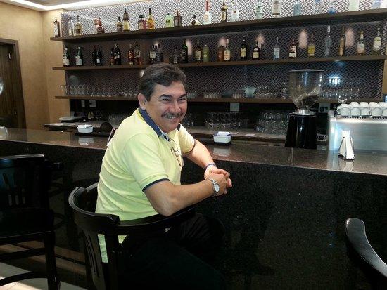 Hotel Rainha do Brasil: Bar do Hotel