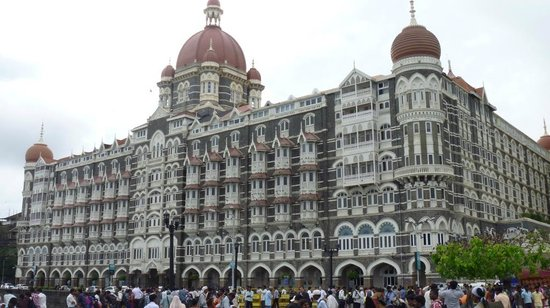 The Taj Mahal Palace: Taj Mahal Palace Hotel
