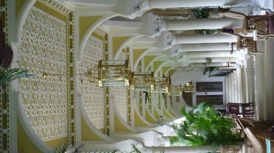 The Taj Mahal Palace: Passage