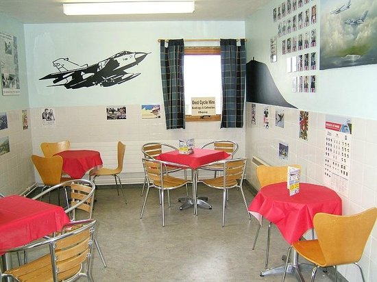 Unst, UK: Cafe