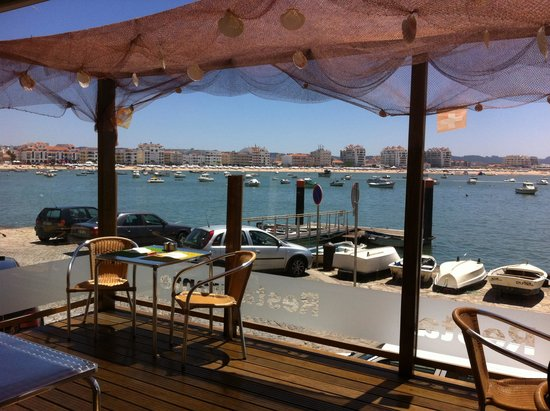 Restaurante Royal Marina: Terrasse