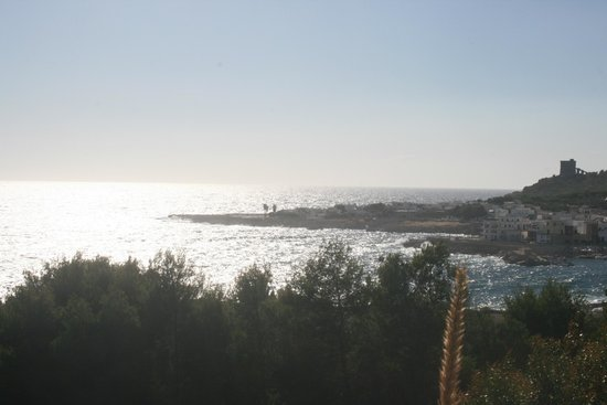 Cala D'Aspide Resort : al mattino
