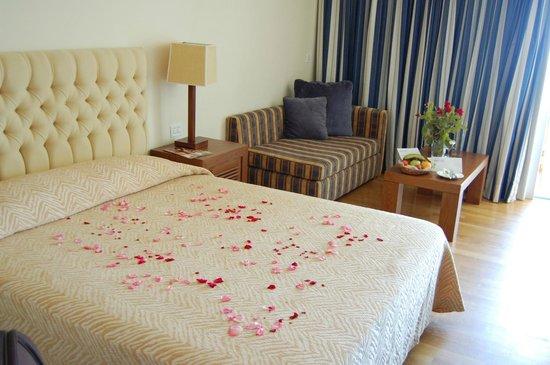 Kontokali Bay Resort and Spa: Surprise