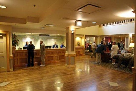 Fairbanks Princess Riverside Lodge: Registration
