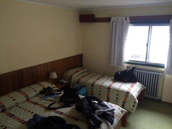 Aconcagua Hotel: quarto
