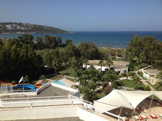 Richmond Ephesus Resort : View from top floor