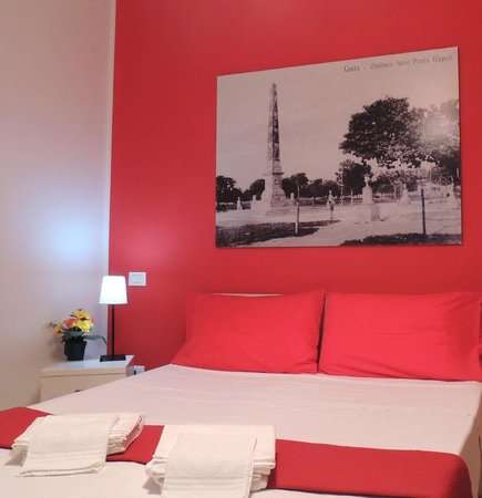"""Bed & Breakfast Baroccolecce.it: STANZA 4 """"OBELISCO"""""""