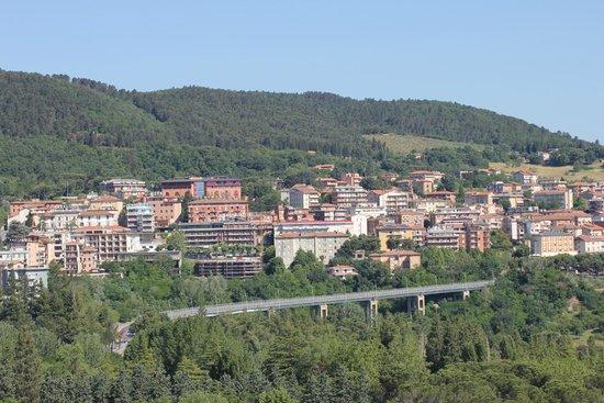 Hotel Edy: panorama dal terrazzone