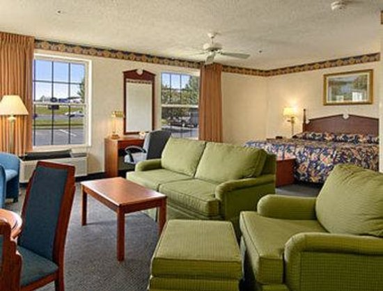 Baymont Inn & Suites Washington: Jacuzzi Suite