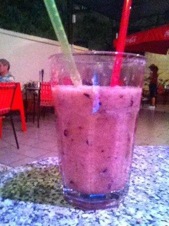 Gelateria Orsi: frullato buono ma 5€...