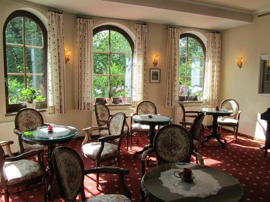 Hotel Berner: Lounge area