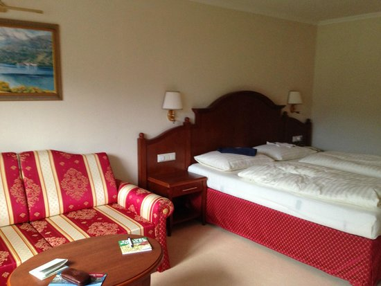 Hotel Berner: Suite