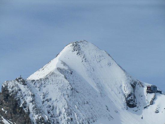 Hotel Berner: Kitzteinhorn Mountain
