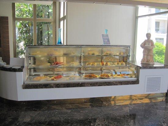 Club Calimera Kaya Side: pastane