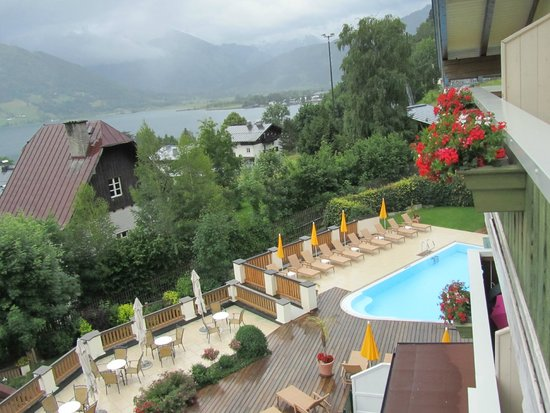 Hotel Berner: View from balcony