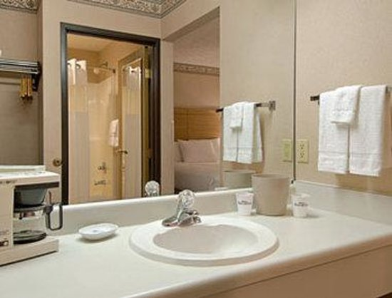 Baymont Inn & Suites Traverse City: Bathroom