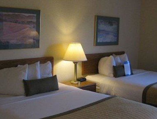 Baymont Inn & Suites Janesville: Standard Two Queen Bed Room
