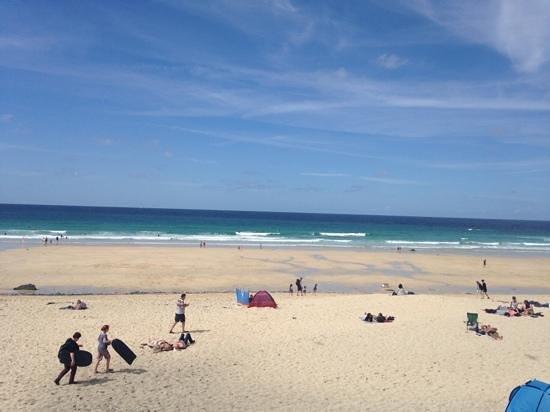 The Keep: lovely beach on your doorstep