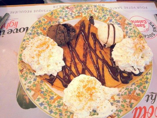 L'Envie Des Mets: Dessert