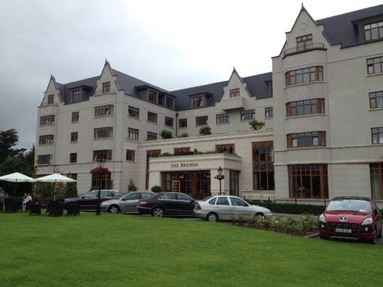 The Brehon : the hotel