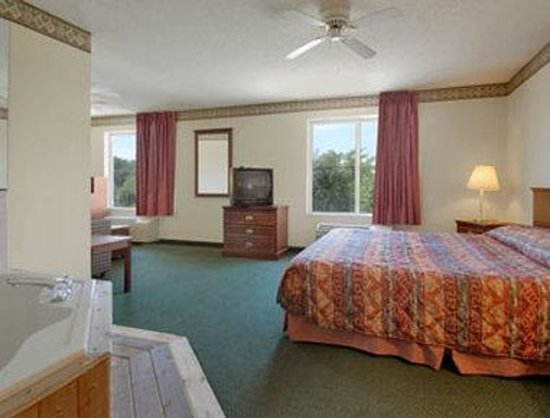 Baymont Inn & Suites Chicago/Calumet City: Jacuzzi Suite