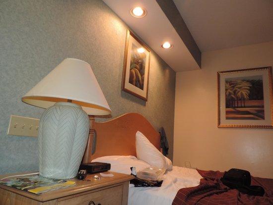 Orlando Metropolitan Resort: deixam a desejar na limpeza, mas o quarto eh amplo!!