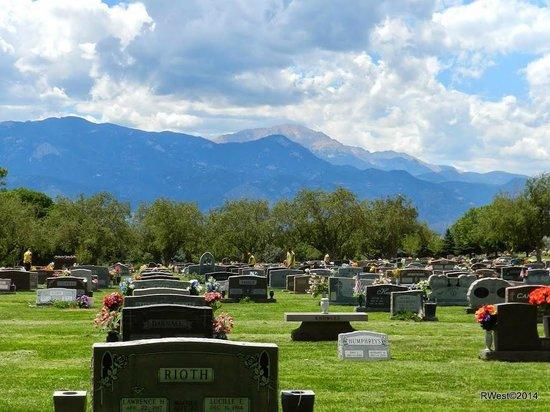 Evergreen Cemetery  Colorado Springs   Hours  Address