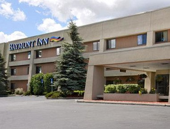 Baymont Inn & Suites Bridgeport/Frankenmuth: Welcome to the Baymont Inn and Suites Bridgeport