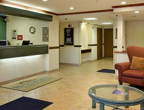 Baymont Inn & Suites Bridgeport/Frankenmuth: Lobby