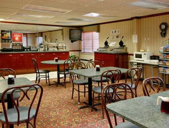 Baymont Inn & Suites Bridgeport/Frankenmuth: Breakfast Area