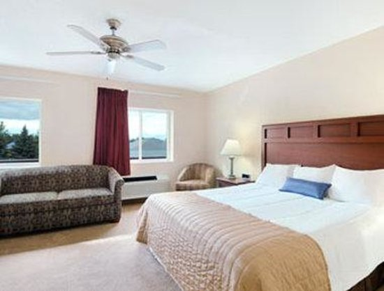 Baymont Inn & Suites Mt. Pleasant: Standard One King Bed Room