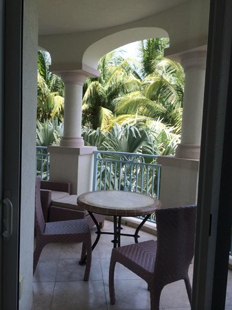 Seven Stars Resort & Spa : Garden View Terrace