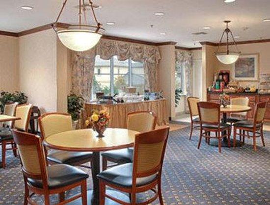 Baymont Inn & Suites Hot Springs : Breakfast Area