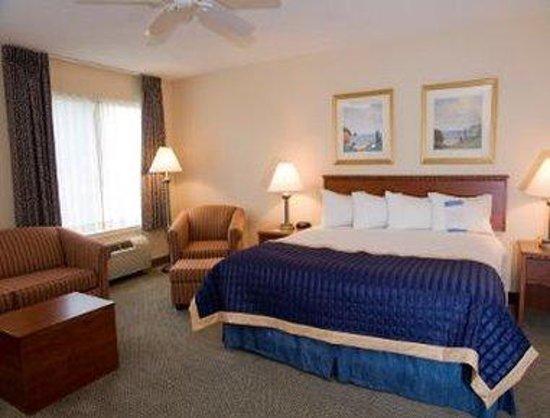 Baymont Inn & Suites Hot Springs: Business Suite 1 King Bed Room