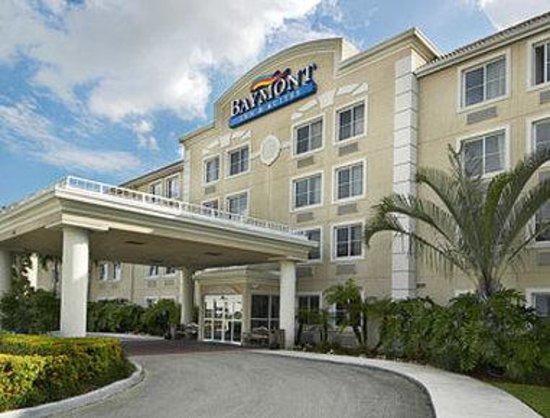 Baymont Inn & Suites Miami Doral: Welcome to the Baymont Miami