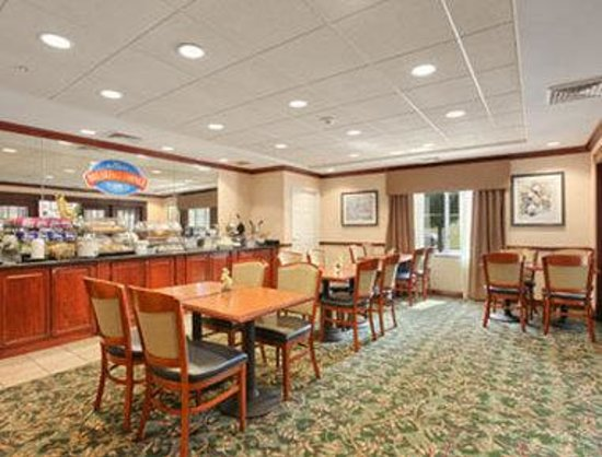 Baymont Inn & Suites Ft. Leonard/Saint Robert: Breakfast Area