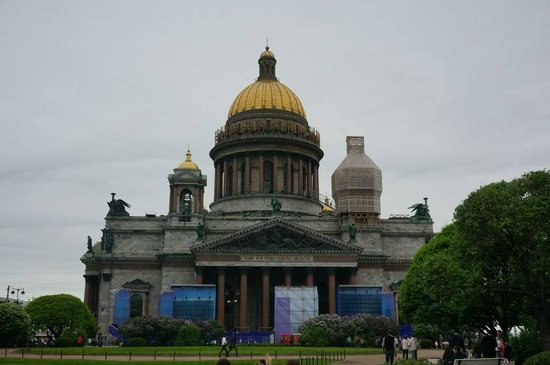St. Isaac's Cathedral State Museum-Memorial: Saint Issac's