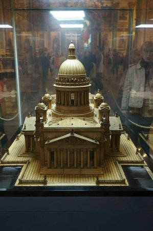 The Museum Complex The State Museum St. Isaac's Cathedral: Miniature