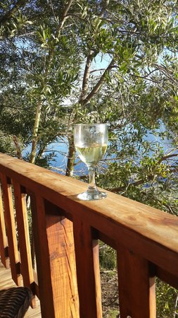 7 Passes Tented Camp : Lazy days sundowners