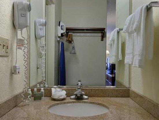 Baymont Inn & Suites Wilmington : Bathroom