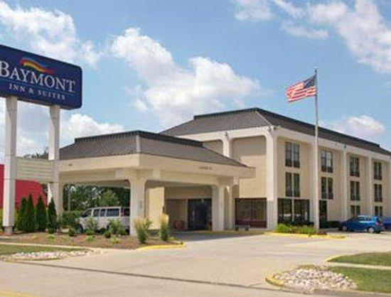 Baymont Inn & Suites Bloomington: Welcome to the Baymont Bloomington