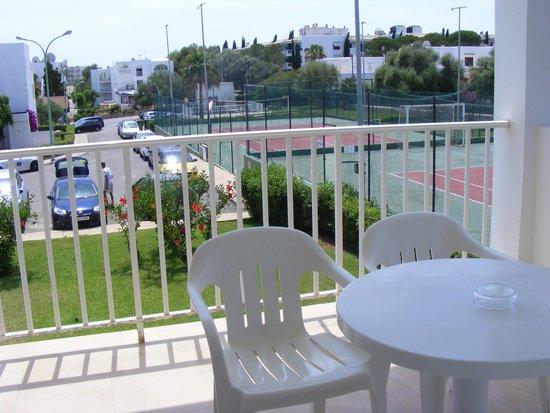 Aparthotel Ferrera Blanca: Balcony
