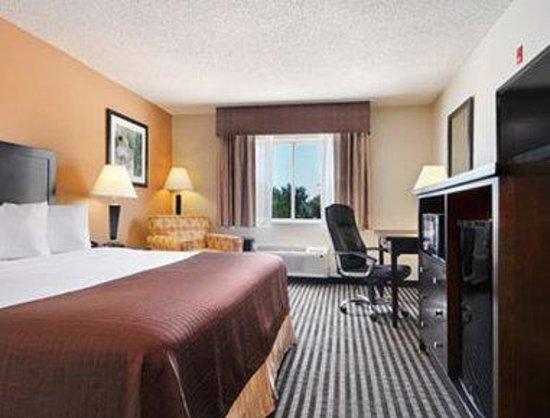 Baymont Inn & Suites Dallas/ Love Field: Standard One King Bed