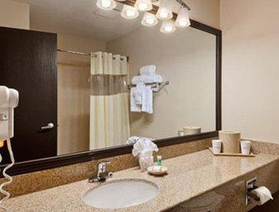 Baymont Inn & Suites Dallas/ Love Field: Bathroom