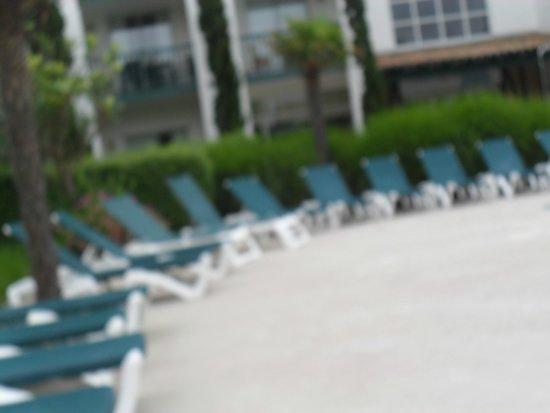 Pierre & Vacances Village Club Moliets : piscine amenagee